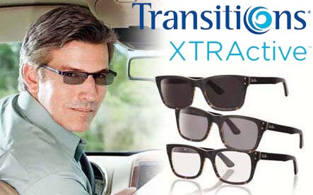Crizal Transitions Xtractive